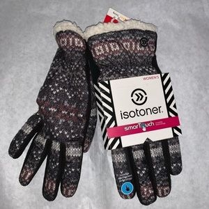 Isotoner Gloves with Smart touch